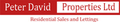 Peter David Properties Ltd  - Halifax