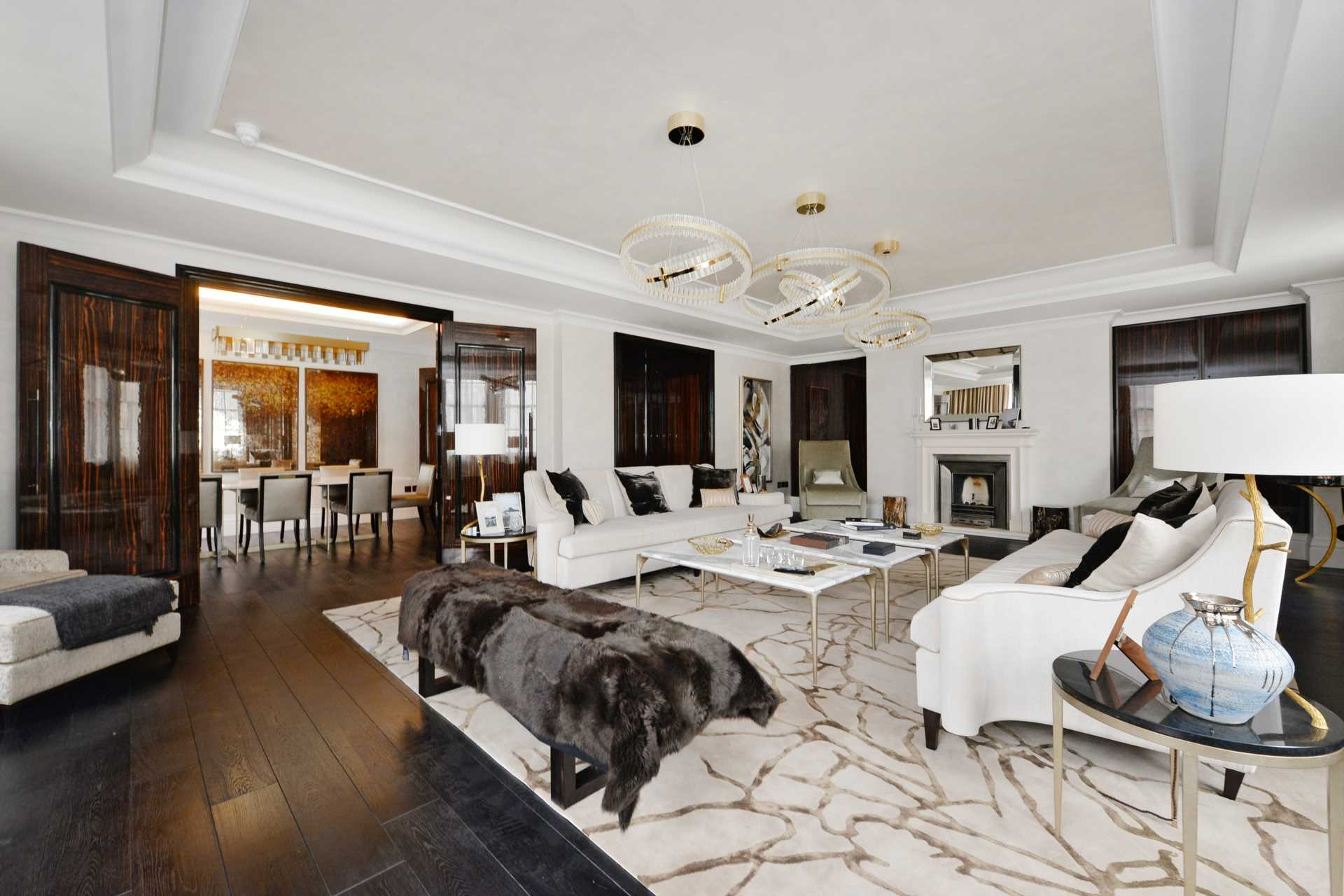 3 bedroom apartment to rent, Corinthia Residences, Whitehall Place ...