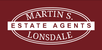 Martin Lonsdale Estate Agents