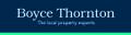 Boyce Thornton